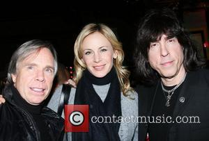 Tommy Hilfiger, Dee Oclepp and Marky Ramone
