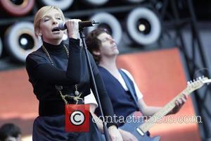Live Earth, Aussie Stadium, Toni Collette