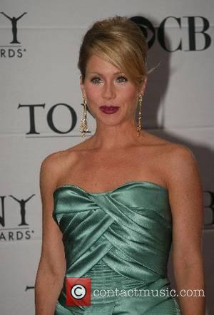Christina Applegate 2007 Tony Awards held  at Radio City Music Hall - Arrivals New York City, USA - 10.06.07