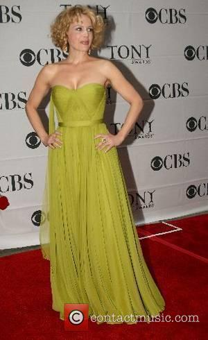 Carla Gugino, Tony Awards, Radio City Music Hall