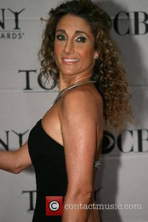 Melina Kanakaredes 2007 Tony Awards held  at Radio City Music Hall - Arrivals New York City, USA - 10.06.07