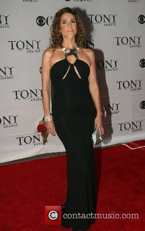 Melina Kanakaredes 2007 Tony Awards held  at Radio City Music Hall - Arrivals New York City, USA - 10.06.07