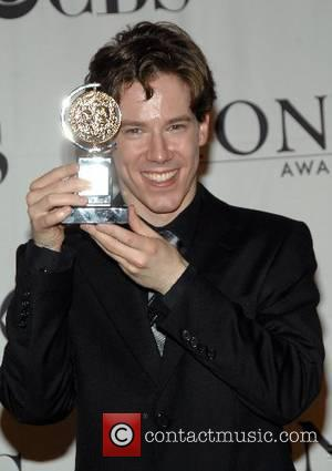 John Gallagher Jr. 2007 Tony Awards held at Radio City Music Hall - Press Room New York City, USA -...