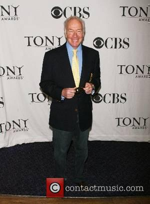Christopher Plummer Press reception for the 2007 Tony Awards nominees at the Marriott Marquis New York City, USA - 16.05.07