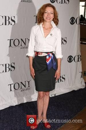 Julie White Press reception for the 2007 Tony Awards nominees at the Marriott Marquis New York City, USA - 16.05.07
