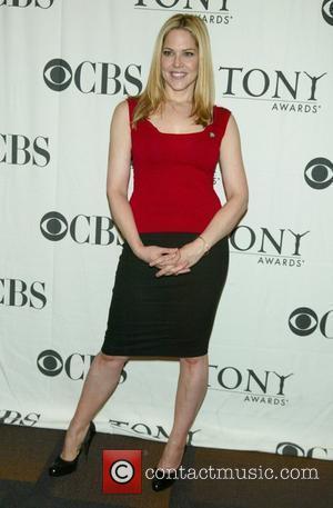 Mary McCormack TONY Awards Meet The Nominees Reception at The Hilton Hotel - Arrivals New York City, USA - 14.05.08