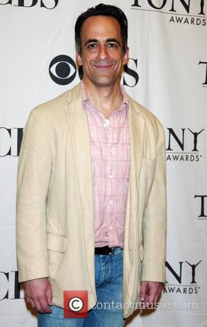 David Pittu TONY Awards Meet The Nominees Reception at The Hilton Hotel - Arrivals New York City, USA - 14.05.08