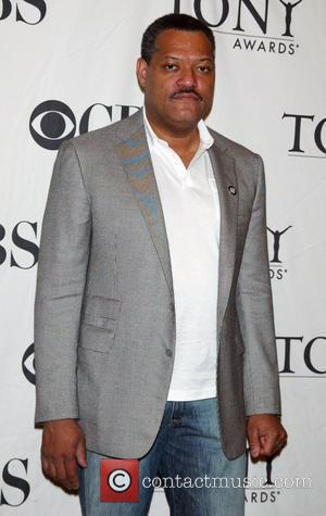 Laurence Fishburne TONY Awards Meet The Nominees Reception at The Hilton Hotel - Arrivals New York City, USA - 14.05.08