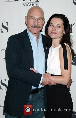 Patrick Stewart and Kate Fleetwood