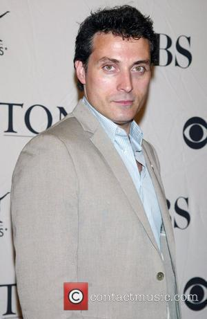 Rufus Sewell TONY Awards Meet The Nominees Reception at The Hilton Hotel - Arrivals New York City, USA - 14.05.08