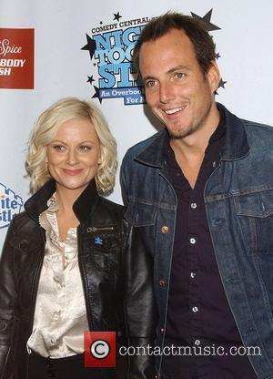Amy Poehler and Will Arnett 'Night Of Too Many Stars' held at the Beacon Theater - Arrivals New York City,...