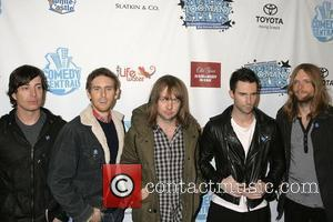 Beacon Theatre, Maroon 5