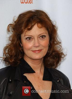 Sarandon Slams Armed Forces