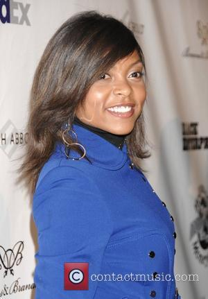 Taraji Henson The Top MoneyMakers in Hollywood pre-Oscar celebration at the Beverly Hilton Hotel Beverly Hills California - 20.02.08