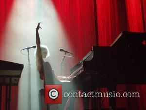 Tori Amos performing at Madison Square Garden as part of her American Doll Posse Tour New York City, USA -...