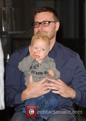 Dean Mcdermott and Tori Spelling