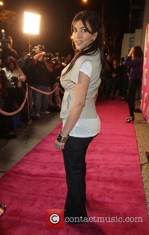 Kim Kardashian and Tori Spelling
