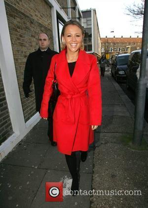 Kimberley Walsh and Top Of The Pops