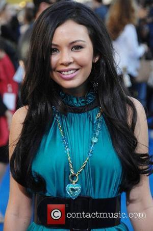Janel Parrish Los Angeles premiere of 'Transformers' held at the Mann Village Theater Westwood, California - 27.06.07