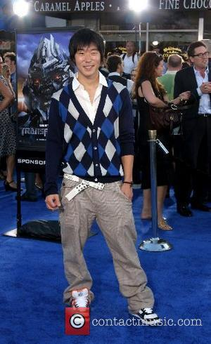 Aaron Yoo Premiere of 'Transformers' held at the Mann Village Theater  Westwood, California - 27.06.07