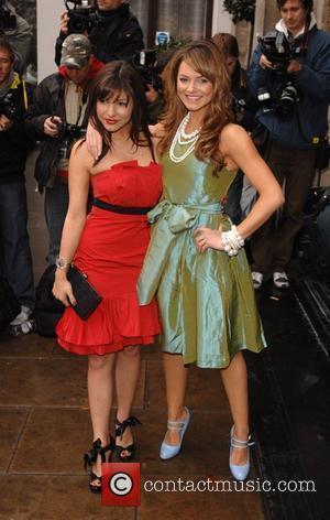 Roxanne Pallett and Kara Tointon