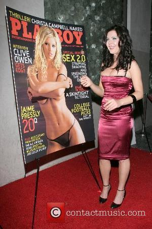Christa Campbell A triple celebration at Mood Supperclub of the following: Actress/Model Christa Campbell's Sept 2007 Playboy Celebrity Pictorial, Actor...