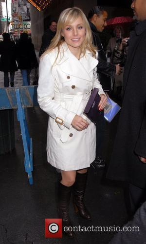 Kristen Bell and Mtv