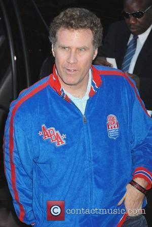 Times Square, MTV, Will Ferrell