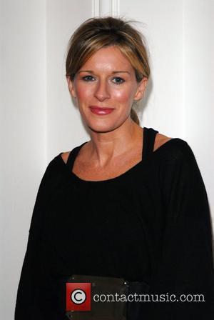 Andrea Catherwood TU at Sainsbury's Fashion Show at Trinity Building - Arrivals London, England - 20.11.07
