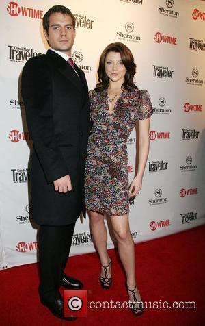 Henry Cavill and Natalie Dormer