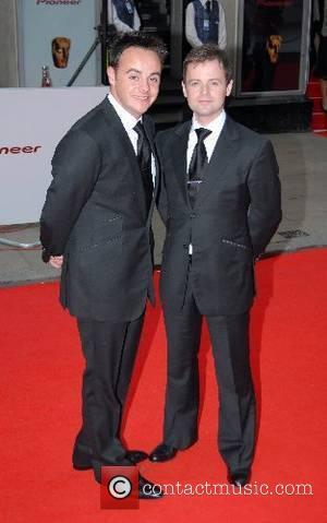 Ant & Dec Take 3 Tv Awards