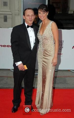 Perry Fenwick and guest The Pioneer British Academy Television Awards at the London Palladium - Arrivals London, England - 20.05.07