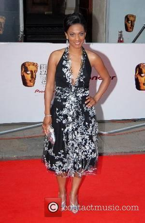 Freema Agyeman The Pioneer British Academy Television Awards at the London Palladium - Arrivals London, England - 20.05.07