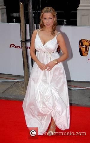 Melinda Messenger The Pioneer British Academy Television Awards at the London Palladium - Arrivals London, England - 20.05.07