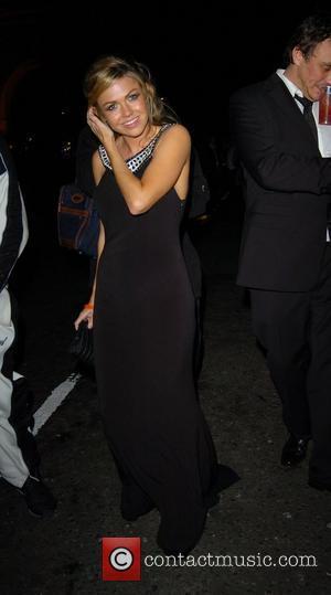 Adele Silva National Television Awards held at the Royal Albert Hall - Departures London, England - 31.10.07