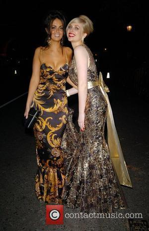 Jennifer Metcalfe and Gemma Merna