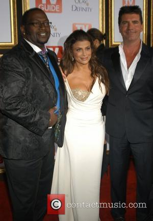 Randy Jackson, Paula Abdul and Simon Cowell