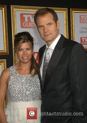 Jack Coleman and Guest The 5th Annual TV Guide Emmy Party held at Les Deux - Arrivals Hollywood, California -...