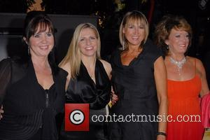 Coleen Nolan, Jackie Brambles, Carol McGiffin and Sherrie Hewson TV Quick & TV Choice Awards held at the Dorchester Hotel...