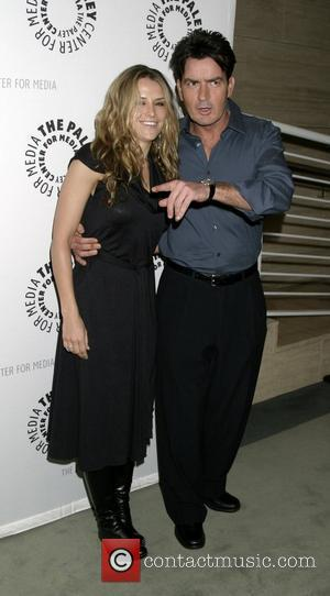 Charlie Sheen and Fiancee Brooke Mueller