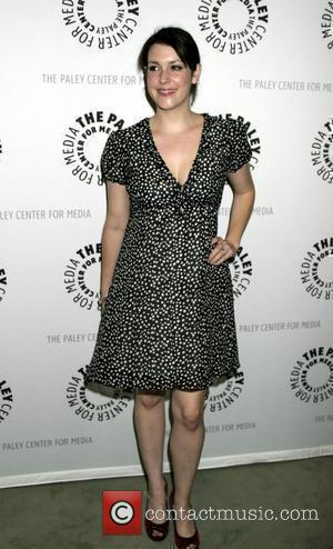 Melanie Lynsky 'Two and a Half Men' 100th episode celebration at the Paley Center for Media Beverly Hills, California -...