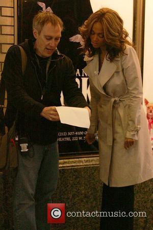 Tyra Banks and Monty Python
