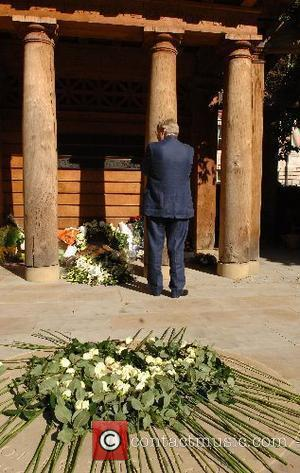 Friends and relatives remember the victims of the 9/11 terrorist attacks on its 6th anniversary  at the Grosvenor Park...