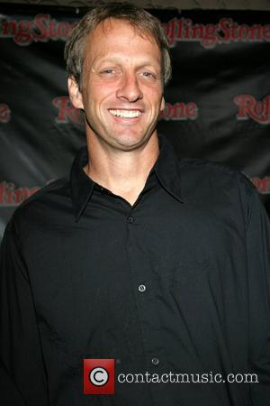 Tony Hawk Weds