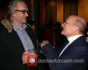 Wim Wenders, Volker Schloendorff Aftershow-party for the Premiere of