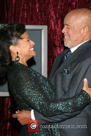 Debbie Allen and Smokey Robinson