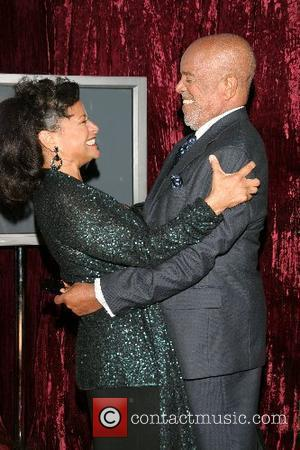 Debbie Allen and Berry Gordy United Negro College Fund Presents An Evening of Stars Tribute to Smokey Robinson at the...