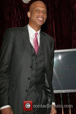 Kareem Abdul-Jabbar United Negro College Fund Presents An Evening of Stars Tribute to Smokey Robinson at the Pasadena Civic Auditorium...