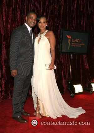 Michael Misick and LisaRay McCoy-Misick United Negro College Fund Presents An Evening of Stars Tribute to Smokey Robinson at the...