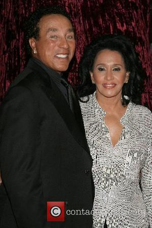 Smokey Robinson and Frances Robinson  United Negro College Fund Presents An Evening of Stars Tribute to Smokey Robinson at...
